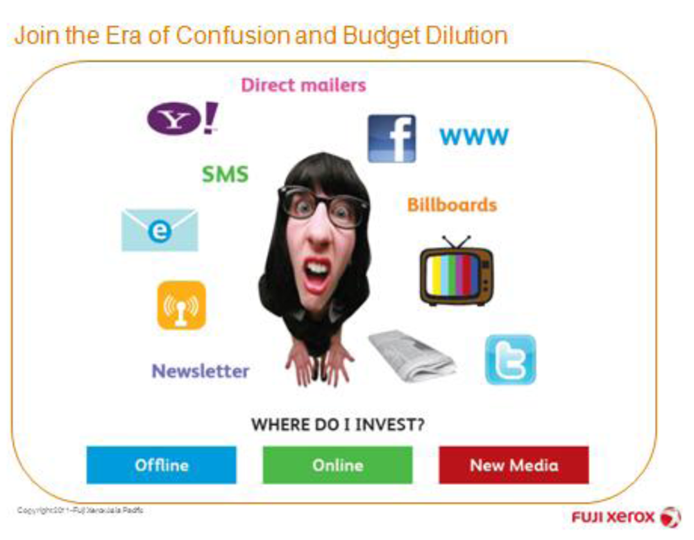 join-the-era-of-confusion-and-budget-dilution