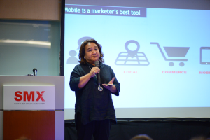 Margot B. Torres, Vice President for Marketing and Communications, McDonalds.