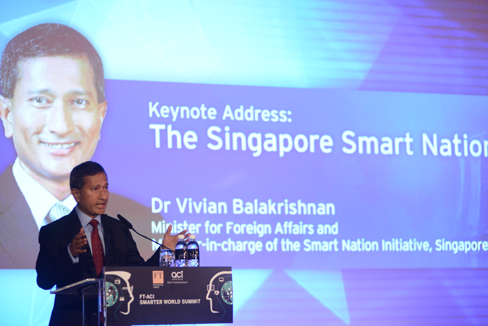 Vivian Balakrishnan Keynote Address