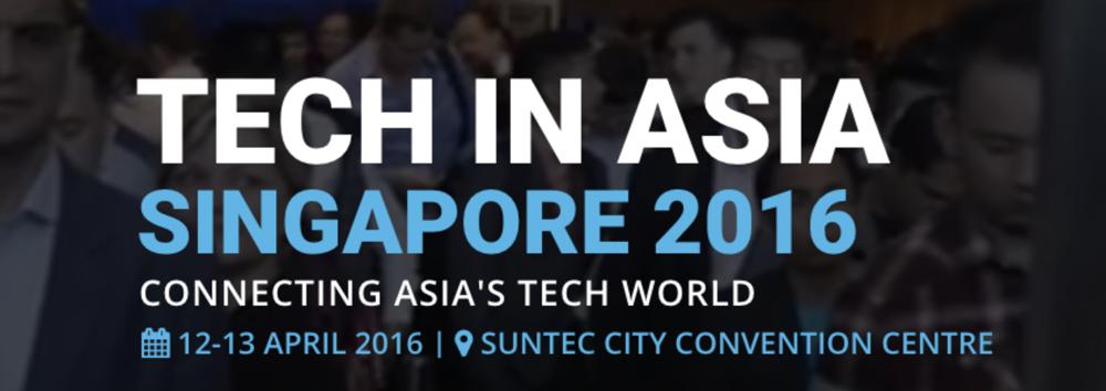 Tech in Asia 2016